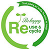 CNN TRAVEL: Be happy - ReUSE & ReCYCLE. 