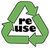 reuse and recycling