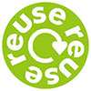 reuse twice (UK)