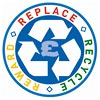 reward replace recycle