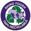 RHINO TOUGH 100% RECYCLABLE