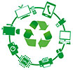 riciclo e-waste (IT)