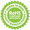 RoHS compliant - advantage reliability - 