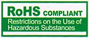 RoHS COMPLIANT - Restrictions on the Use of Hazardous Substances