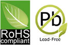 RoHS compliant Lead Free