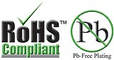 RoHS Compliant - Pb-Free Plating