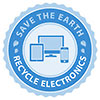 SAVE THE EARTH - RECYCLE ELECTRONICS