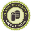 save metal (seal)