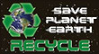SAVE PLANET EARTH - RECYCLE