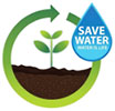 SAVE WATER - WATER IS LIFE (stock)
