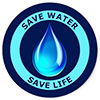 SAVE WATER - SAVE LIFE (US)