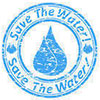 Save The Water! (stamp)