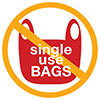 single use BAGS (ban)