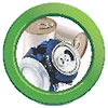 smart recycling sorted (alu cans)
