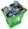 smartphones to recycling (US)