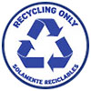 RECYCLING ONLY - SOLAMENTE RECICLABLES (NY, US)