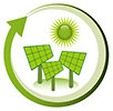 solar energy recycling