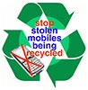 stop stolen mobiles being recycled