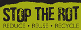 STOP THE ROT - REDUCE REUSE RECYCLE (UK)