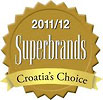SUPERBRANDS - Croatia's Choice (2011/12, HR)