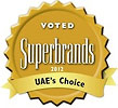SUPERBRANDS - UAE's Choice (AE - Emiraty Arabskie)