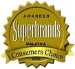 SUPERBRANDS Malaysia Consumers Choice (MY)