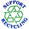 SUPPORT RECYCLING (stock)