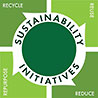 SUSTAINABILITY INITIATIVES: 