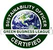 SUSTAINABILITY OFFICER CERTIFIED / GREEN BUSINESS LEAGUE