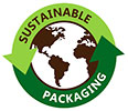 SUSTAINABLE PACKAGING (icon)