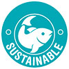sustainable seafood (On, CA)