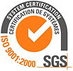 System Certification ISO 9001