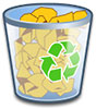 system recycle bin (full)