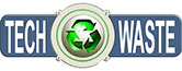 TECH WASTE RECYCLING (emblem, US)