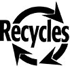 Tempe Recycles (b/w, US)