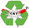 TNT recycling