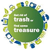 Get rid of trash or find some treasure (NZ)