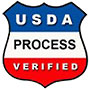 USDA PROCESS VERIFIED