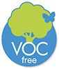 VOC free (tree + butterfly motives, UK)