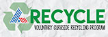 Abilene curbside voluntary recycling (local, US)