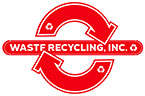 WASTE RECYCLING INC. (variant logo, US)