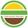 'Green solutions. Zero waste' (Solutions Waste, Tx, US)