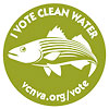 I VOTE CLEAN WATER (US)