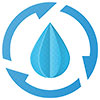 water recycle (Iconscout)