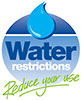 Water restrictrions - Reduce your use