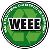 WEEE [recycling]: WASTE ELECTRICAL AND ELECTRONIC EQUIPMENT