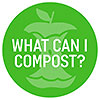 WHAT CAN I COMPOST?