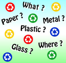 what & where recycle