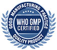 WHO GMP CERTIFIED - QUALITY PRODUCT