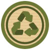 wooden recycling